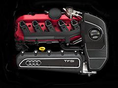 Новый двигатель получат седан RS3 и купе TT RS следующего поколения