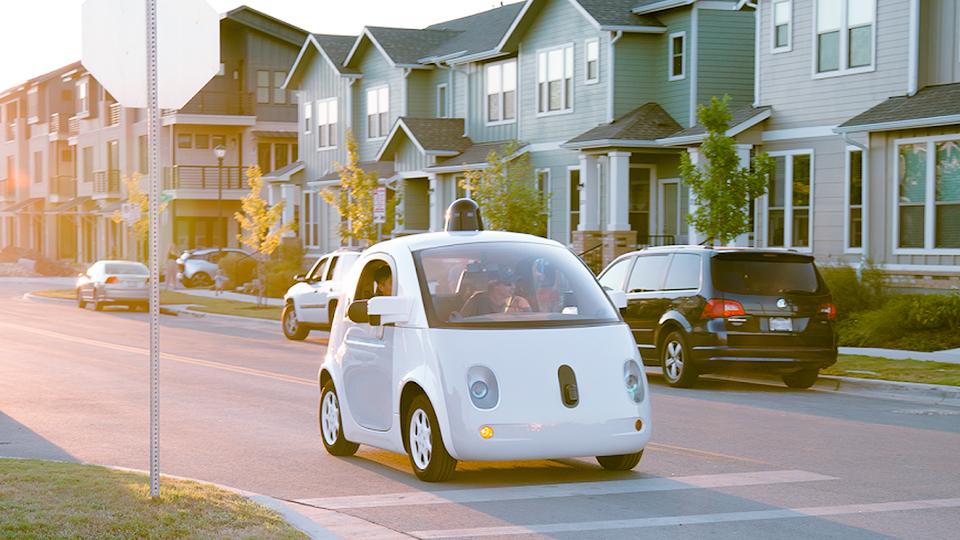 Google придумал систему распознавания поворотников