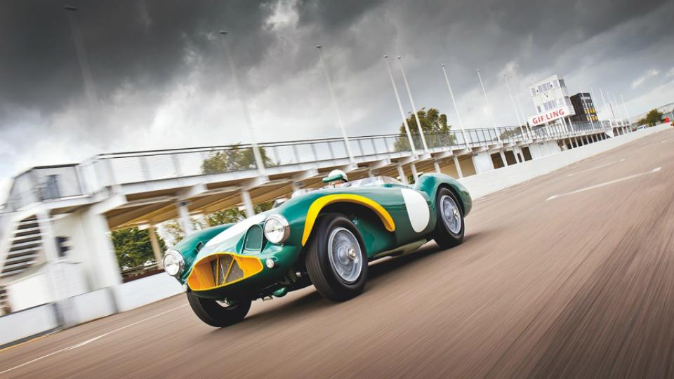Aston Martin Стирлинга Мосса продадут за 10 миллионов долларов