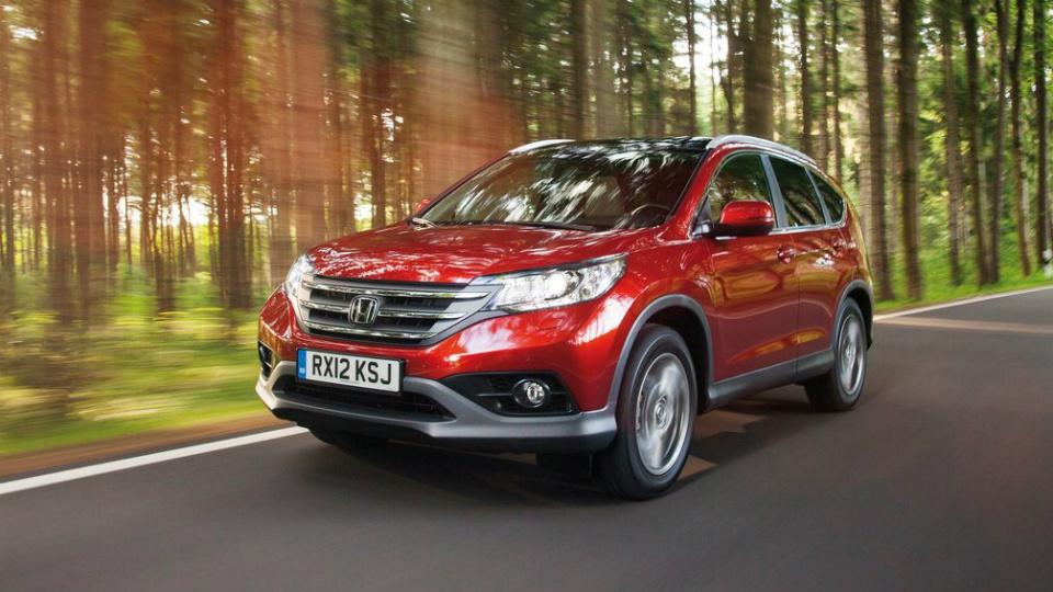«Хонда» отзовет кроссоверы CR-V в России
