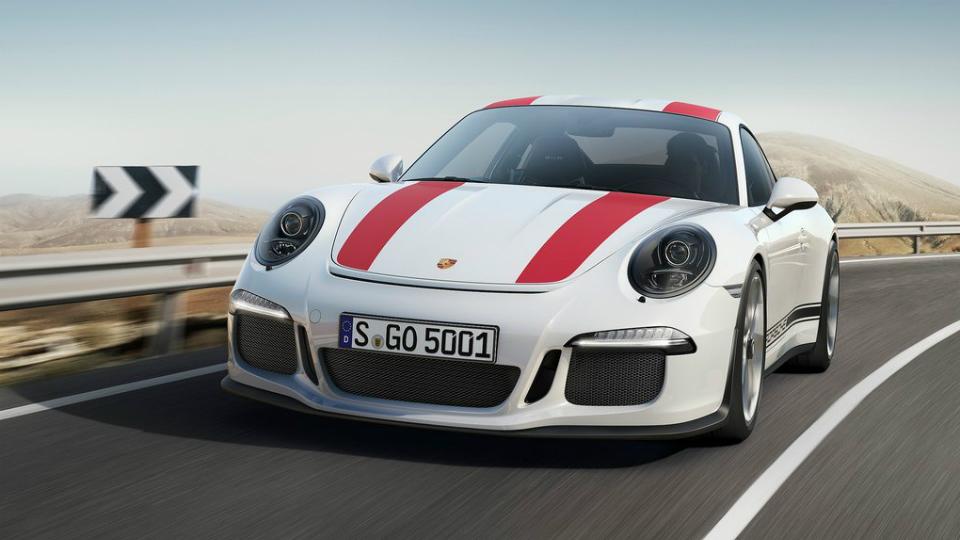 Самый легкий Porsche 911 перепродадут в шесть раз дороже