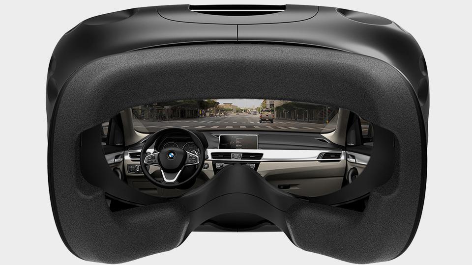 При разработке BMW будут использовать шлемы виртуальной реальности
