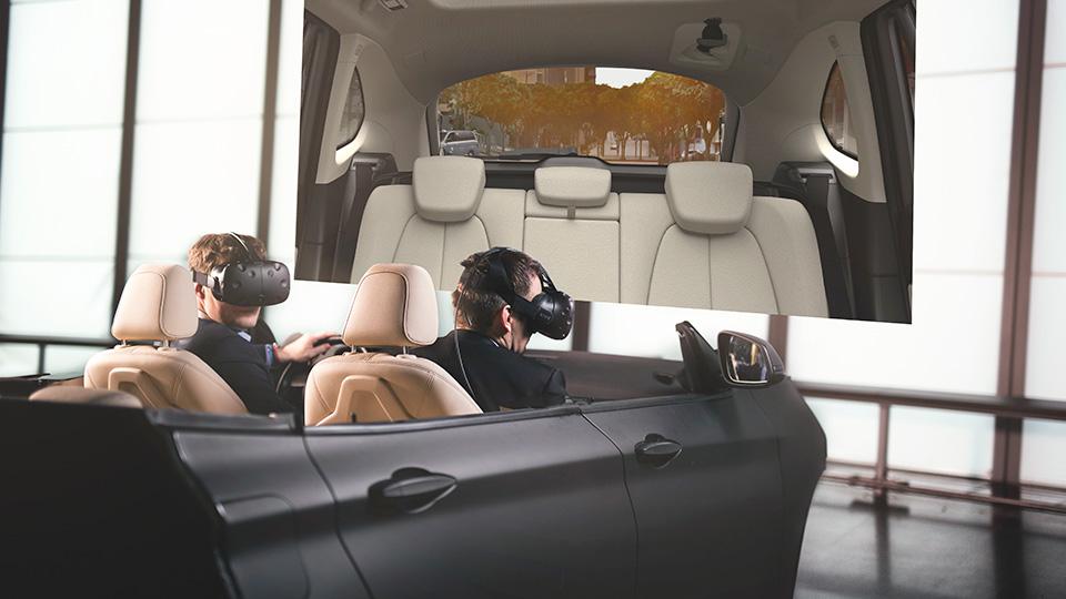 Инженеры BMW получили шлемы виртуальной реальности HTC. Фото 2