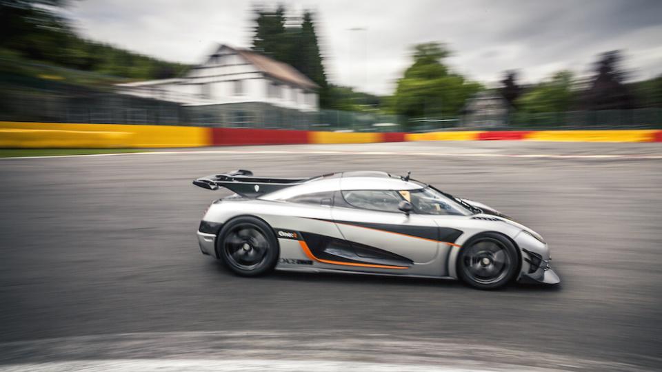 Koenigsegg возобновит подготовку к рекорду на Нюрбургринге