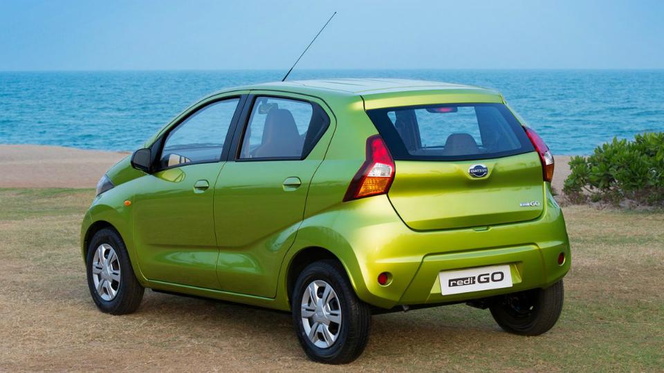В Дели дебютировала новая модель redi-GO