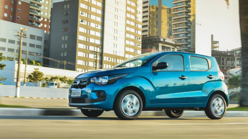 Fiat представил автомобиль за $9000 - Fiat
