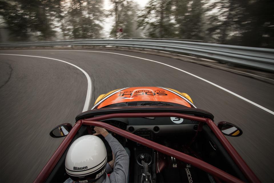 Ищем драйверские дороги России за рулем Mazda MX-5 Aori. Фото 10
