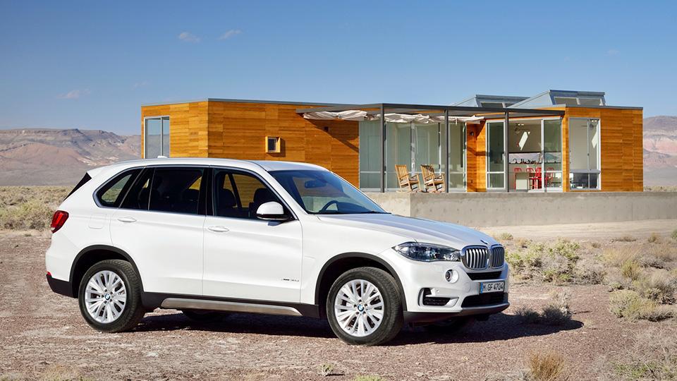 СМИ назвали дату дебюта BMW X5 следующего поколения