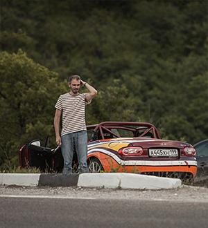 Ищем драйверские дороги России за рулем Mazda MX-5 Aori. Фото 15