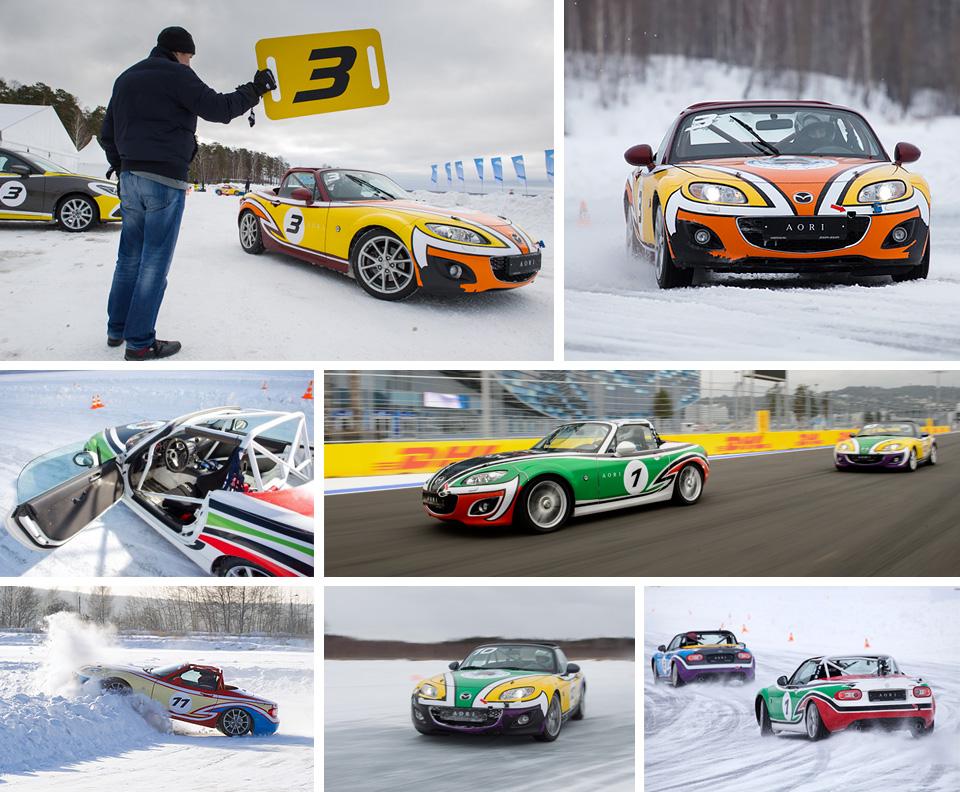 Ищем драйверские дороги России за рулем Mazda MX-5 Aori. Фото 2
