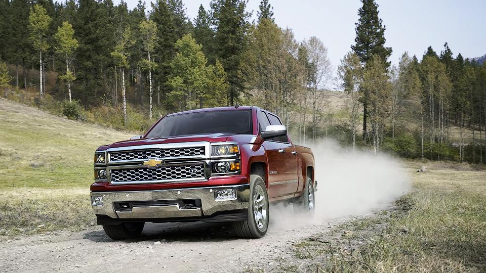 General Motors отправит в ремонт миллион пикапов