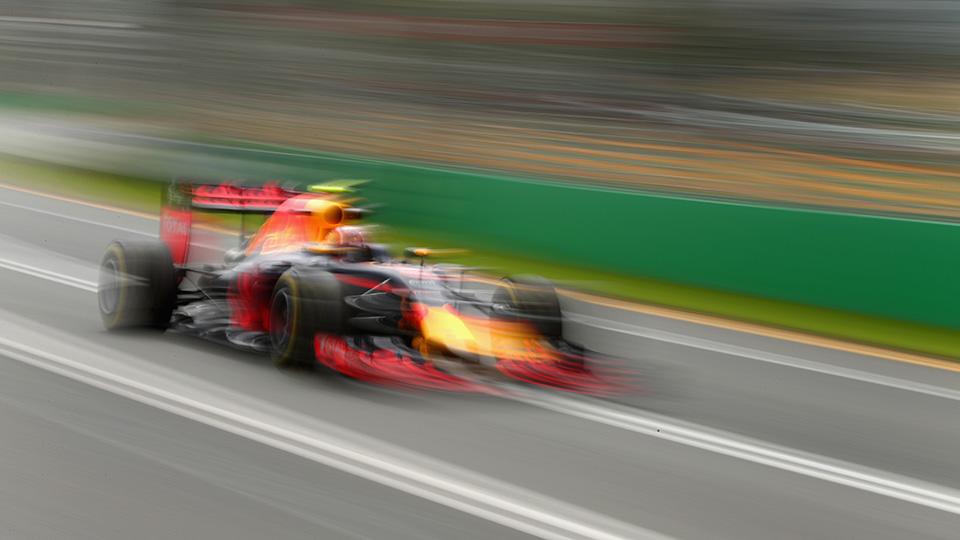 Даниил Квят поднялся на подиум Гран-при Китая