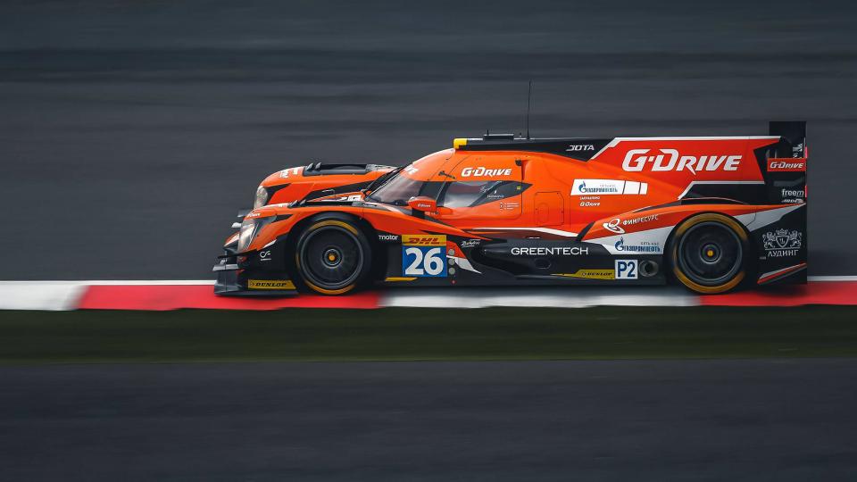 Команда G-Drive стала третьей в гонке «6 часов Сильверстоуна»