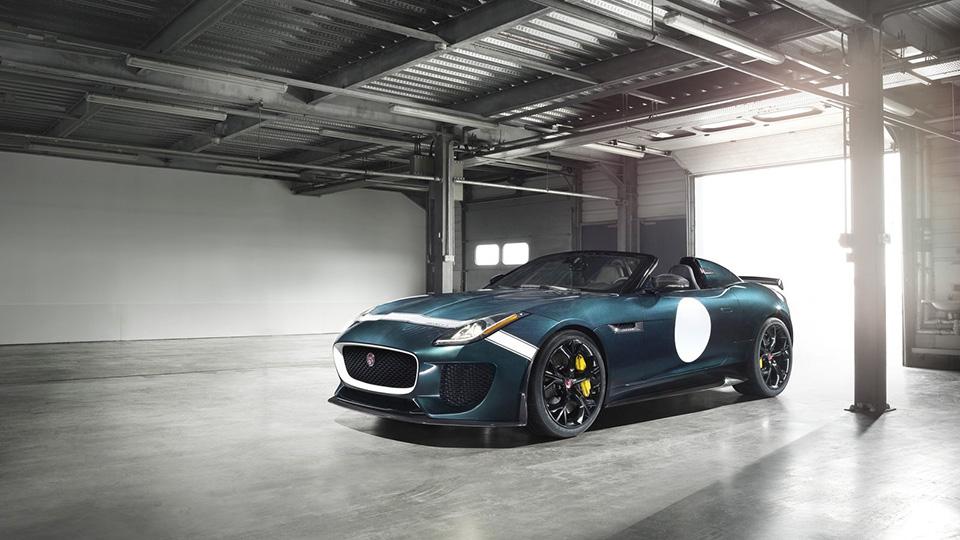 В Jaguar захотели сделать еще более «индивидуальную» модель