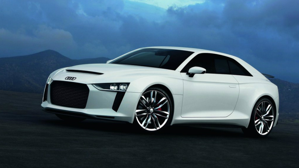 Audi разработает спорткар на базе Porsche Boxster