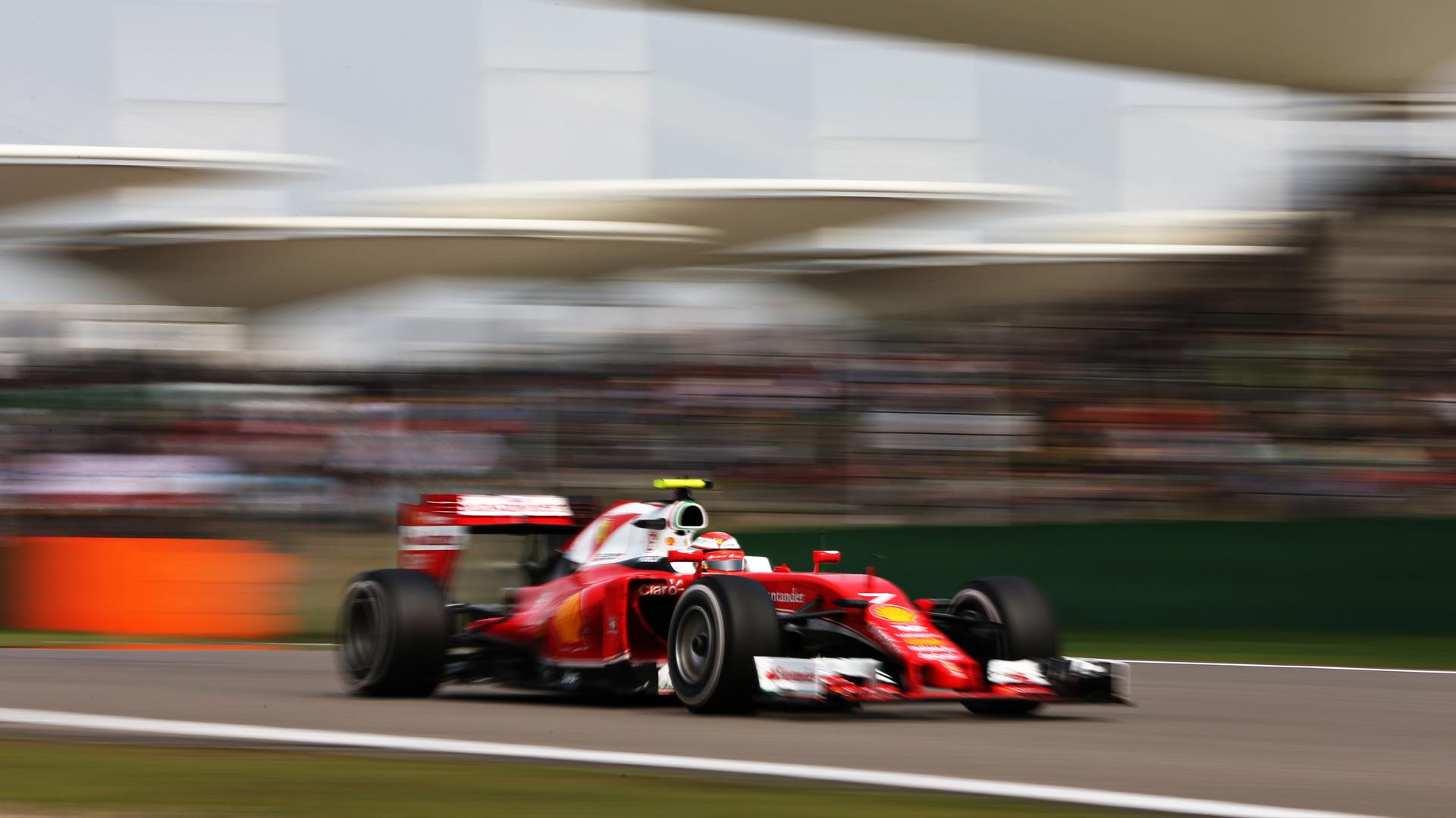 Что произошло на гонке Формулы-1 в Китае. Фото 10