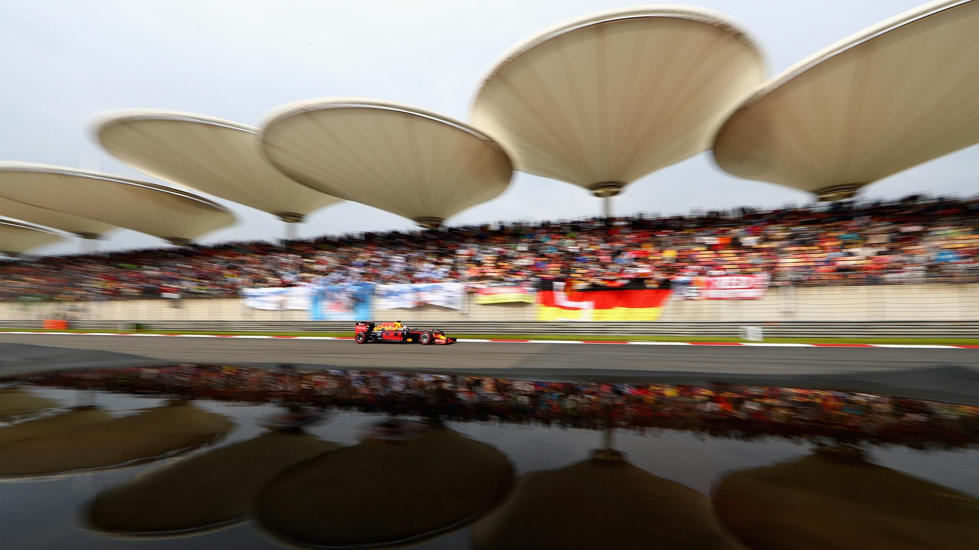 Что произошло на гонке Формулы-1 в Китае. Фото 3
