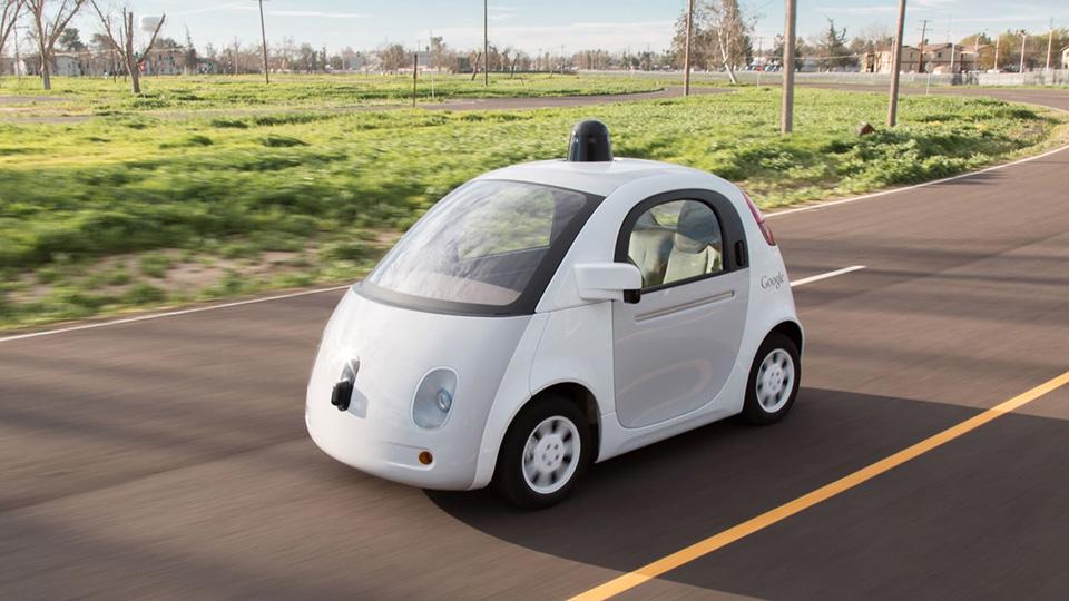 Автономные машины превратят в общественный транспорт в Беверли-Хиллз