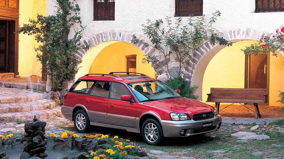 Автомастерские подарили американке Subaru Outback взамен угнанной машины