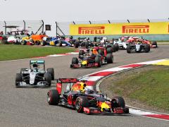 Россиянин победил в фанатском голосовании на Гран-при Китая