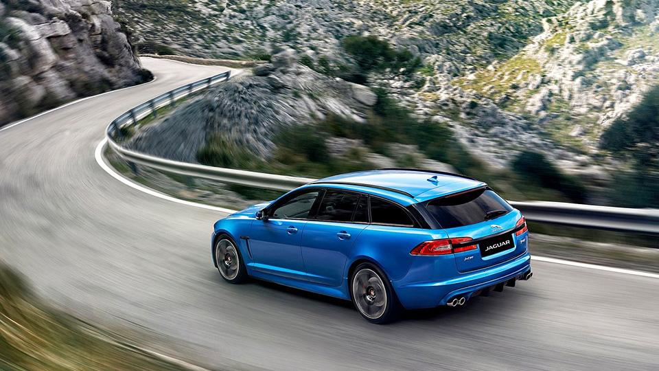 Компания Jaguar отказалась от универсалов