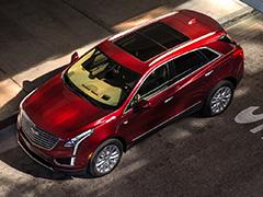 Cadillac XT5 будет продаваться в России с одним мотором