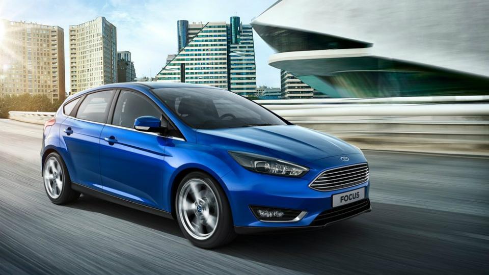 Ford начал оснащать «Фокусы» российскими моторами