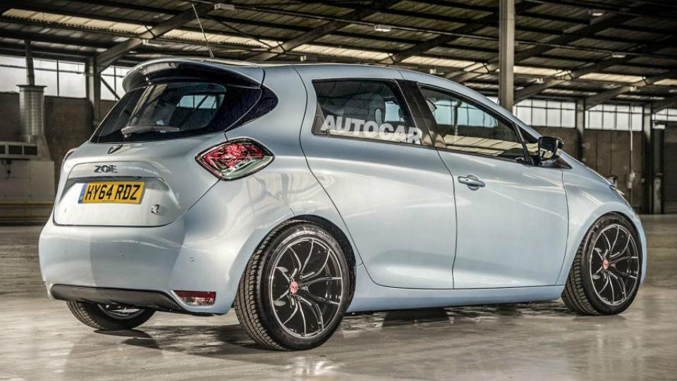 Renault «зарядит» компактный электрокар