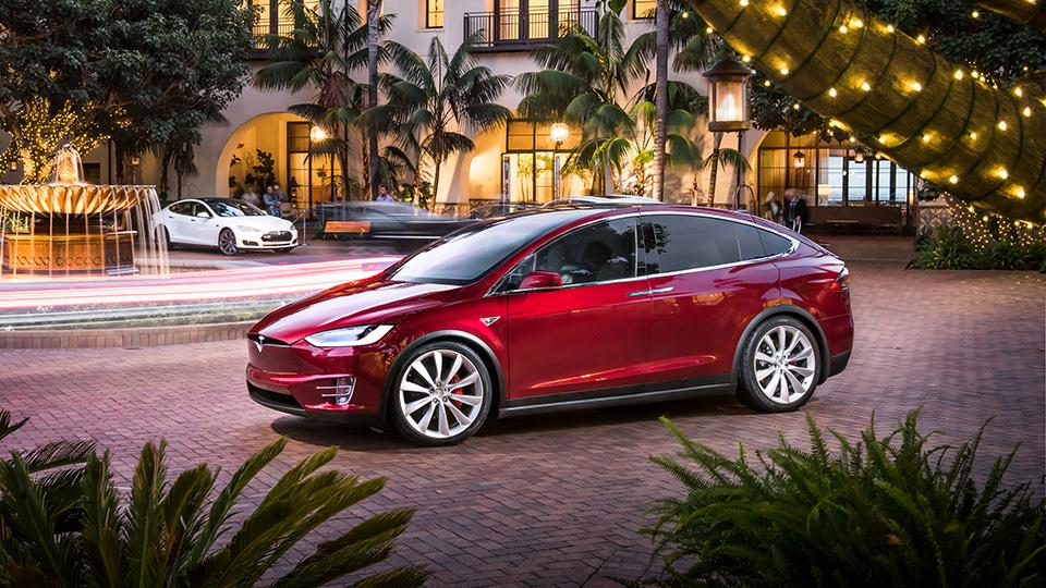 «Форд» заплатил за подержанный кроссовер Tesla полторы цены новой машины