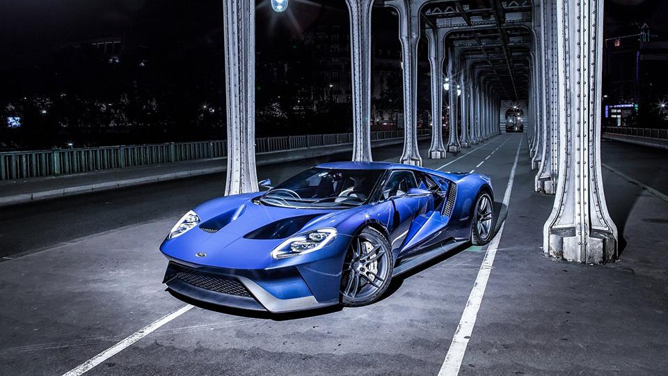 Первые пятьсот Ford GT заказали 7 тысяч человек