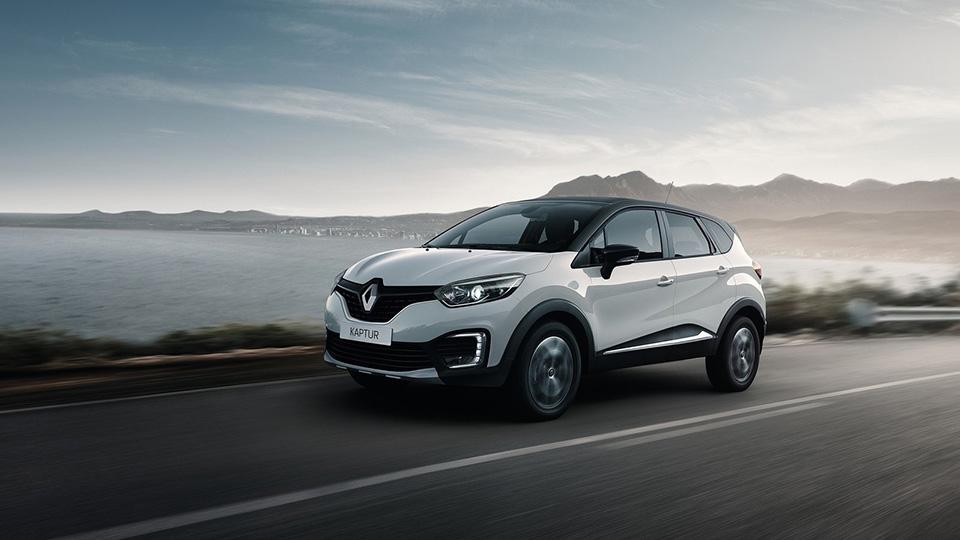 Базовый Renault Kaptur будет стоить меньше миллиона рублей. Фото 1