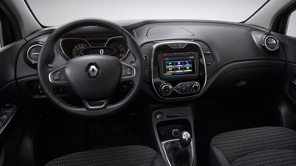 Базовый Renault Kaptur будет стоить меньше миллиона рублей