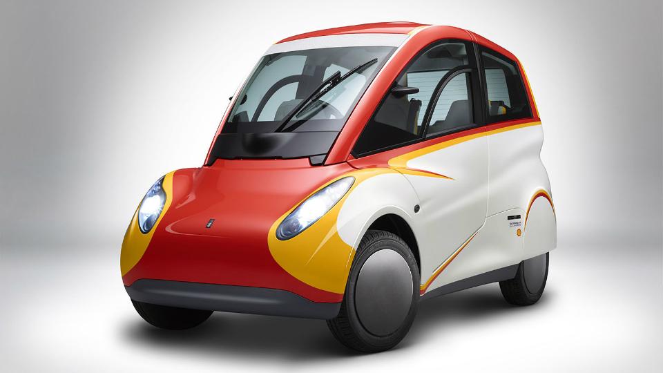 Создатель McLaren F1 сделал для Shell экономичный концепт-кар
