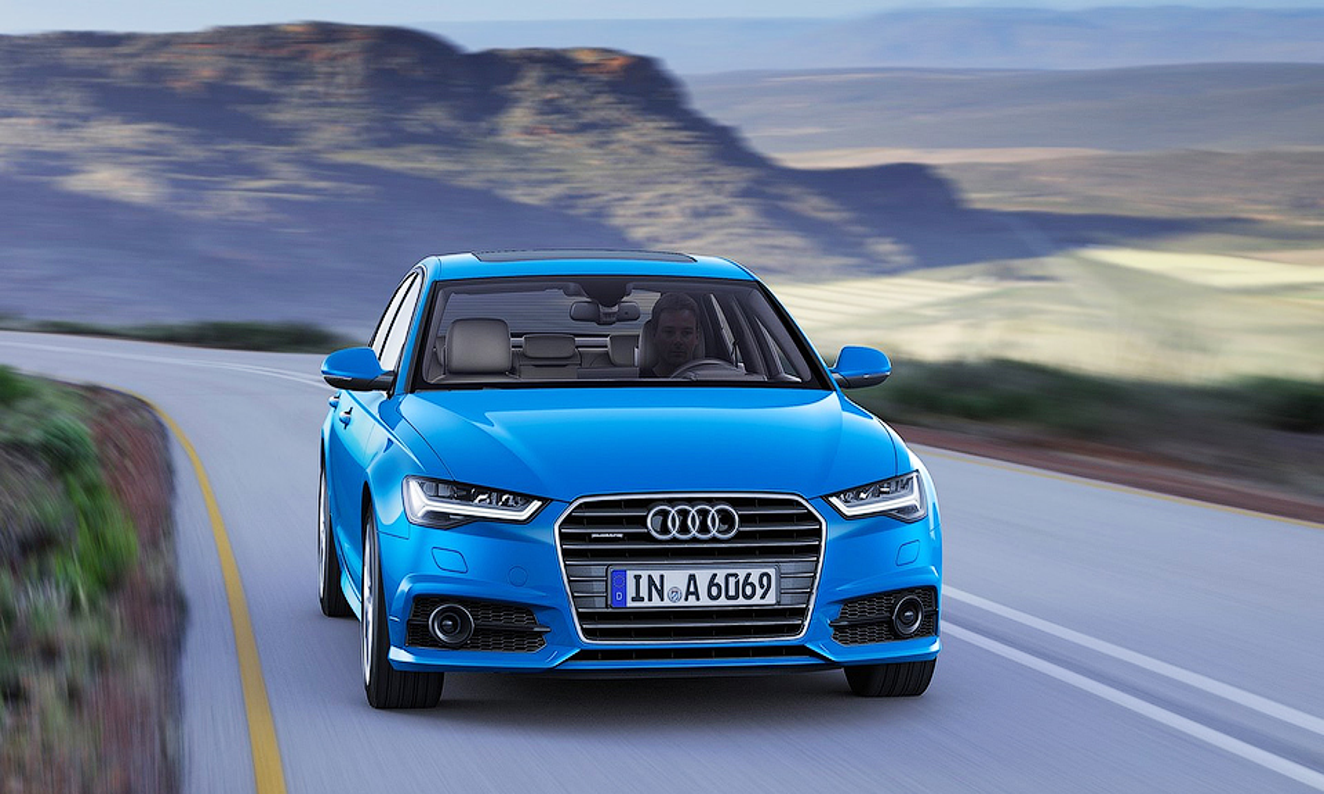 Audi A6 и A7 обзавелись беспроводной зарядкой для смартфонов