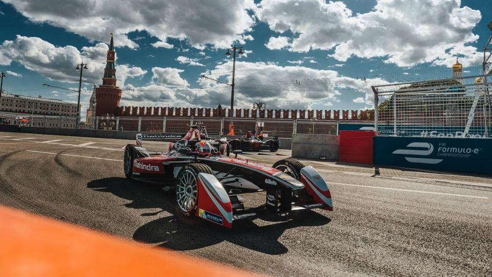Гонка Формулы-Е в Москве оказалась под угрозой срыва