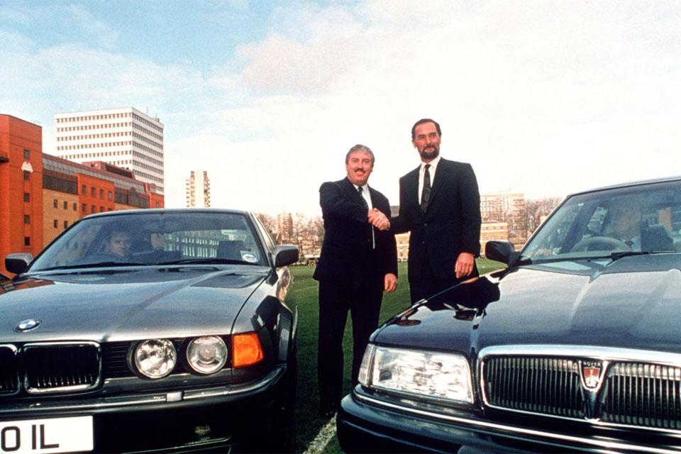 Как гибель Rover и кризис в Америке сделали Jaguar и Land Rover одной компанией. Фото 4