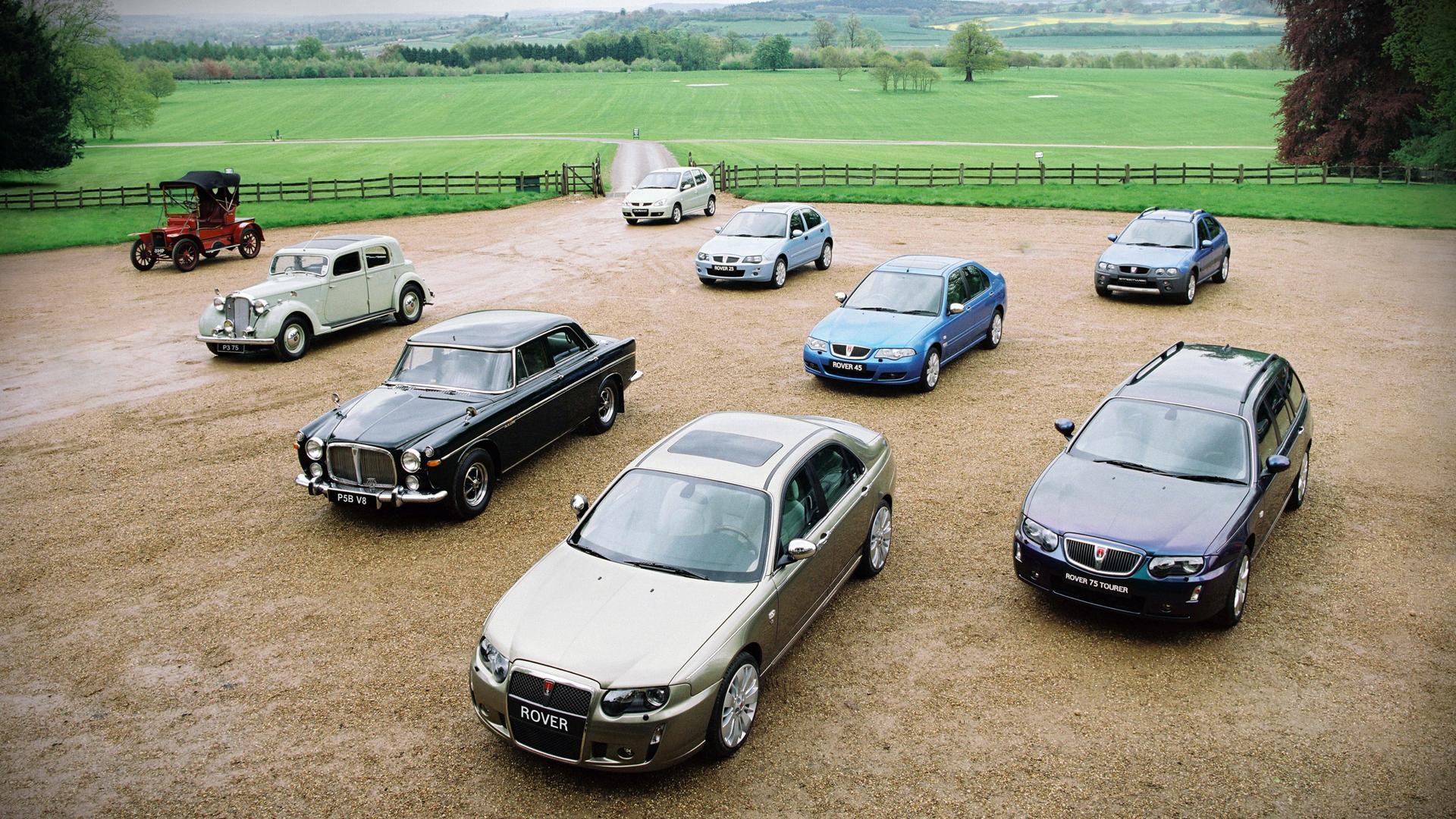 Как гибель Rover и кризис в Америке сделали Jaguar и Land Rover одной компанией. Фото 6