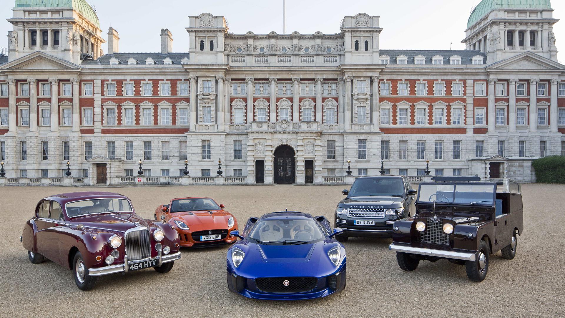 Как гибель Rover и кризис в Америке сделали Jaguar и Land Rover одной компанией. Фото 12