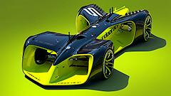 Заезды беспилотников пройдут на калифорнийском автодроме Thunderhill Raceway