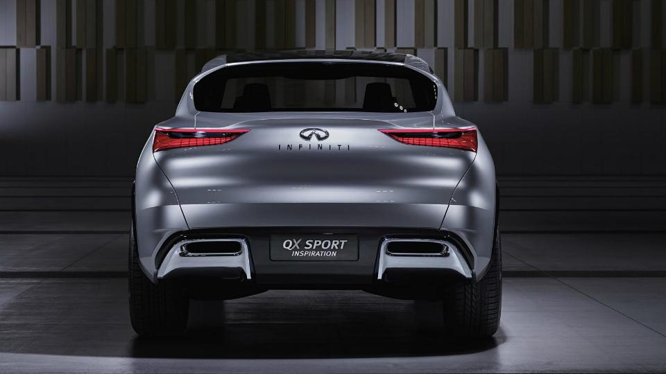 На выставке дебютировал концепт QX Sport Inspiration. Фото 2
