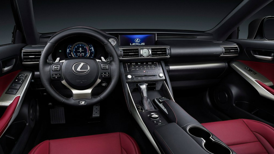 Рестайлинговую модель представили на Пекинском автосалоне