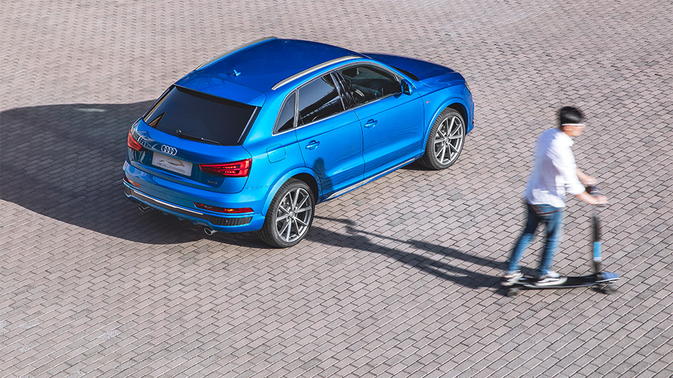 В Пекине дебютировал прототип Audi connected mobility. Фото 4