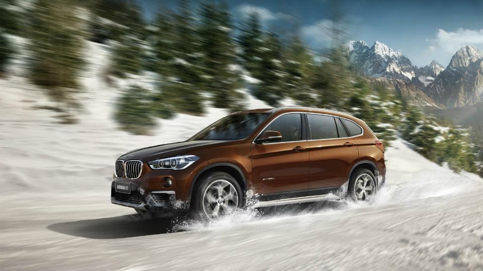 Компания BMW увеличила для китайцев X1
