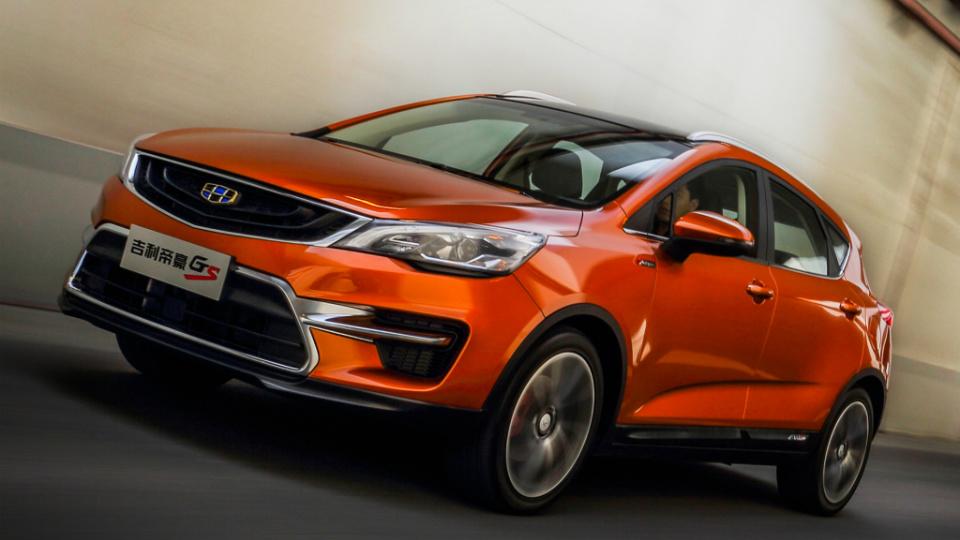 Geely запустит новый автомобильный бренд в Европе