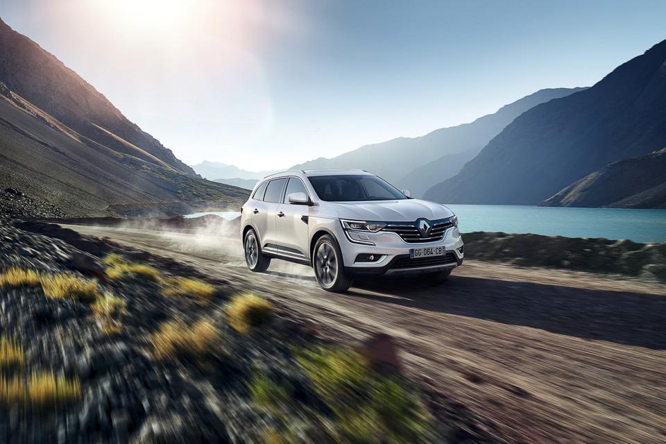 Все, что нужно знать о новом глобальном вседорожнике Renault. Фото 1