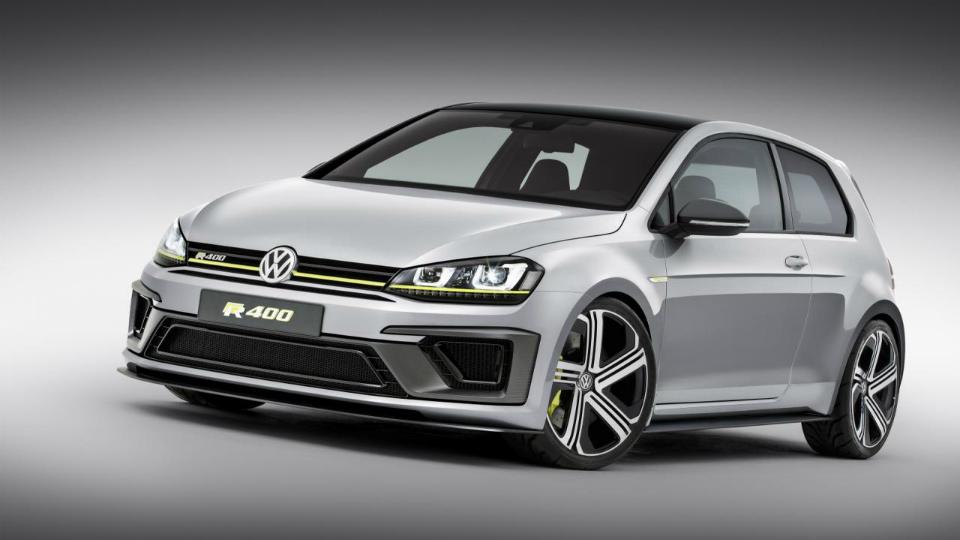 Volkswagen отказался от 400-сильного «Гольфа»