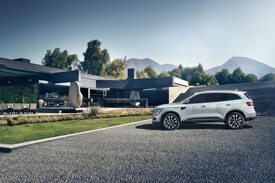 Все, что нужно знать о новом глобальном вседорожнике Renault. Фото 8