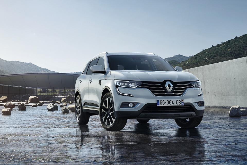 Все, что нужно знать о новом глобальном вседорожнике Renault. Фото 3
