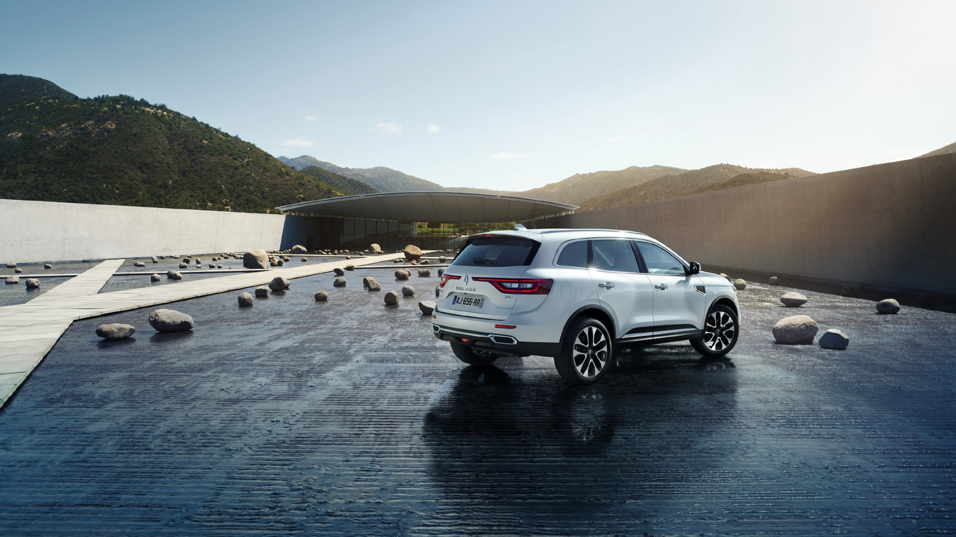 Все, что нужно знать о новом глобальном вседорожнике Renault. Фото 5