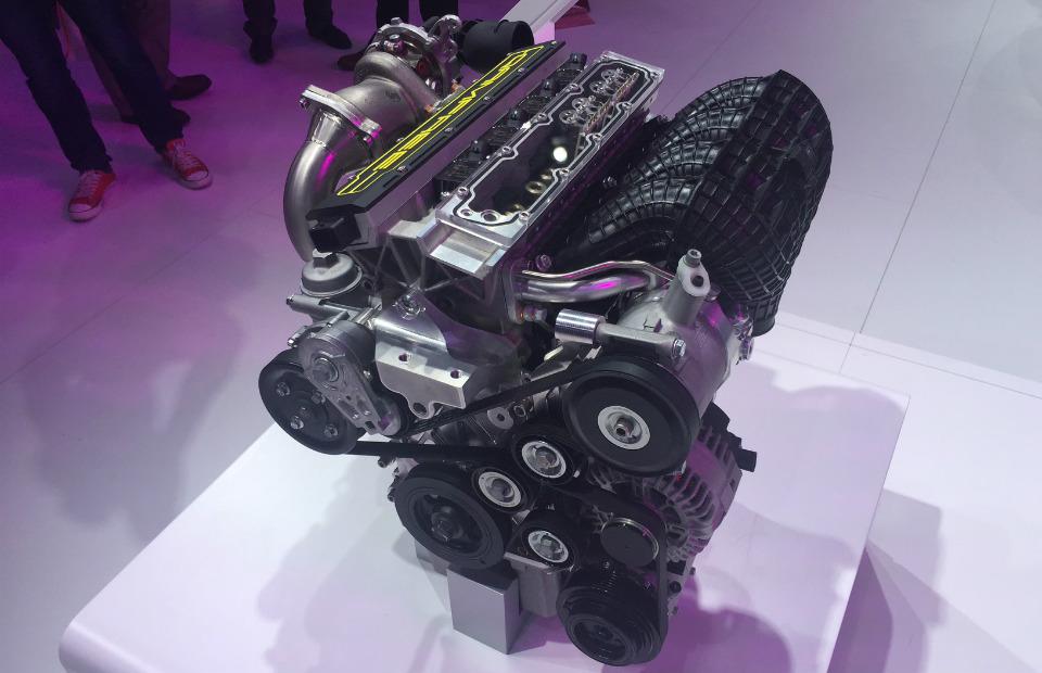 В Пекине показали «уникальный» агрегат с бескулачковым механизмом. Фото 1